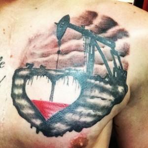 Oilfield Trash Tattoos