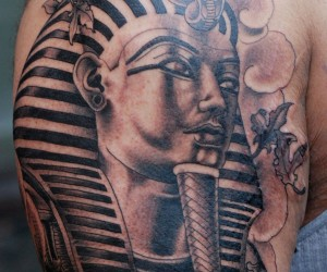 Pharaoh Tattoo Designs