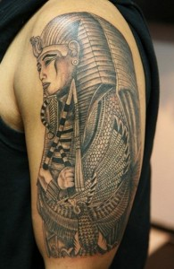 Pharaoh Tattoos