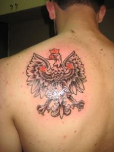 Polish Eagle Tattoo Images