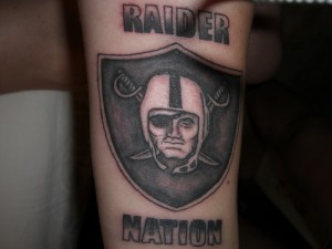 Raider Tattoo