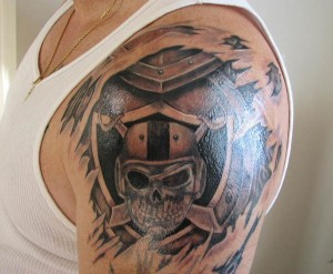 Raiders Tattoo Designs