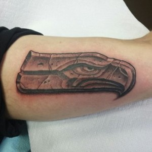 Seahawks Tattoo