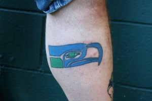 Seahawks Tattoo Pictures