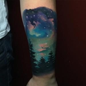 Sky Tattoo
