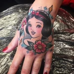 Snow White Tattoo