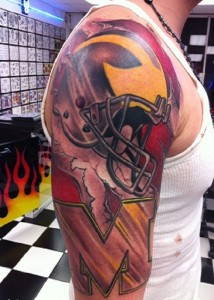 Sport Tattoo Designs