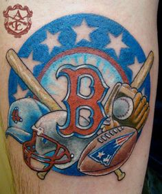 Sports Tattoo Ideas