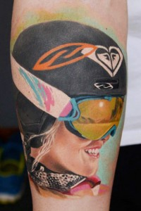 Sports Tattoo Pictures