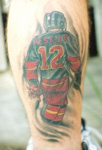 Sports Tattoos Ideas