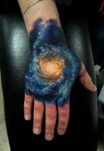 Starry Sky Tattoos