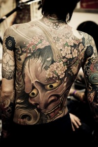Tattoo Back Pieces