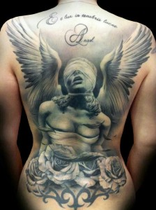 Tattoos Back Pieces