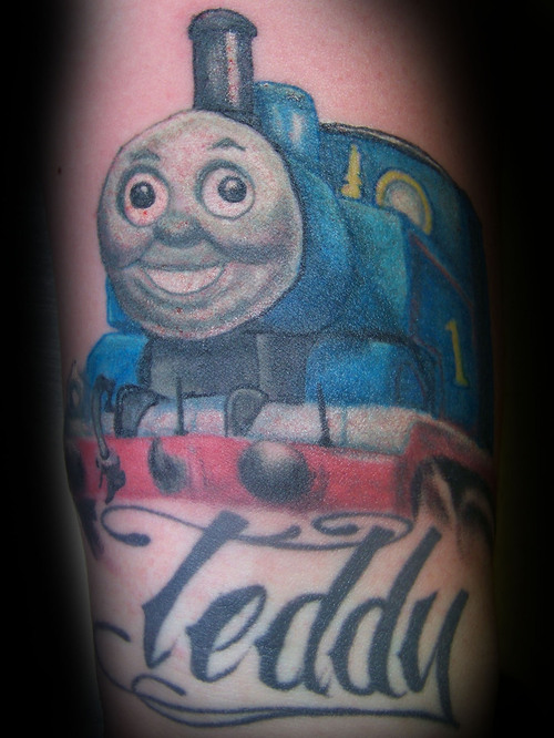 Train Tattoos Designs Ideas And Meaning Tattoos For You
