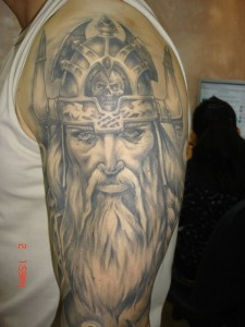 Thor Tattoo Designs