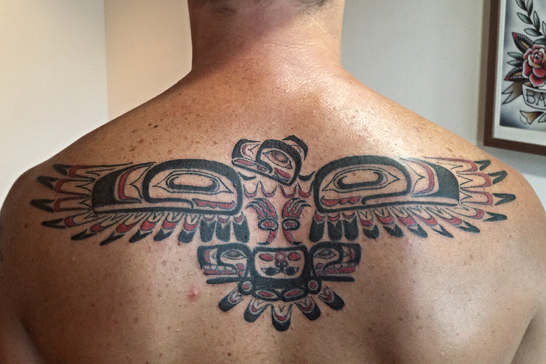 Thunderbird Tattoos Designs, Ideas and Meaning | Tattoos For You