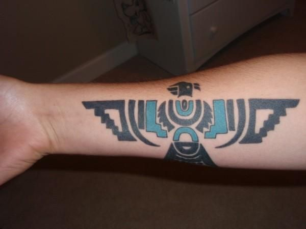 Thunderbird Tattoos Designs Ideas And Meaning Tattoos For You