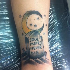 Tombstone Tattoos Designs