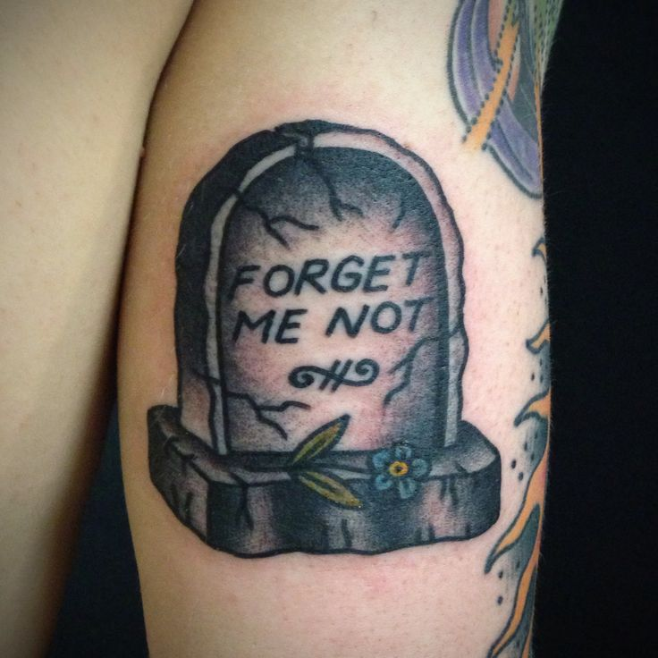 tombstone tattoos designs  ideas and meaning