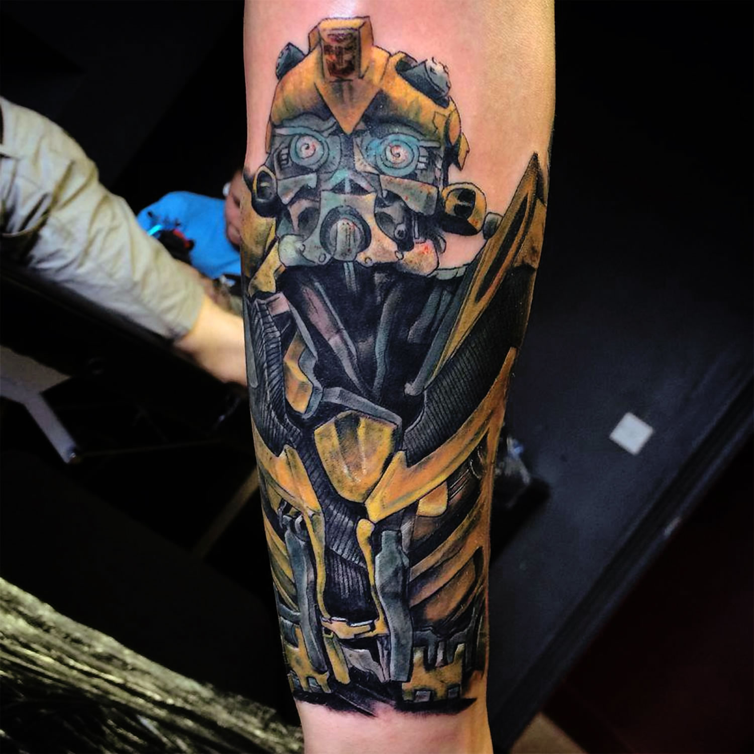 Transformers Tattoos Designs, Ideas And Meaning