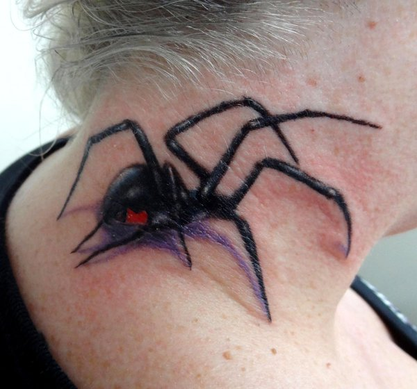 Black Widow Tattoos Designs Ideas And Meaning Tattoos For You