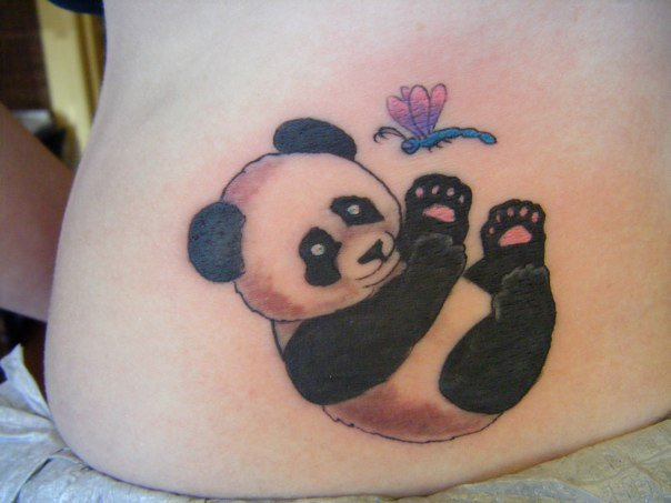 panda tattoos designs ideas and meaning tattoos for you