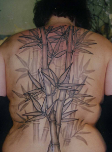 Bamboo Tattoo Designs