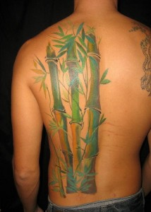 Bamboo Tattoo Ideas