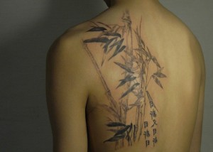Bamboo Tattoo Images