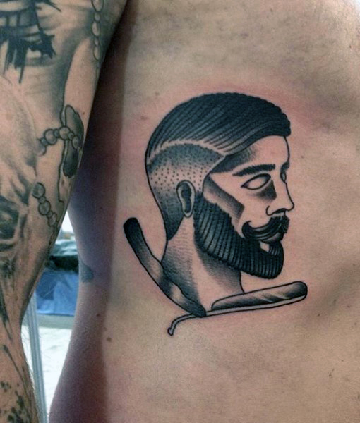 barber tattoos designs ideas and meaning tattoos for you