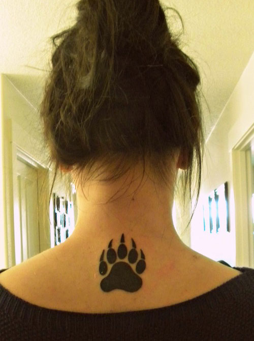 Bear Paw And Tribal Bear Tattoos — Ideas and Designs