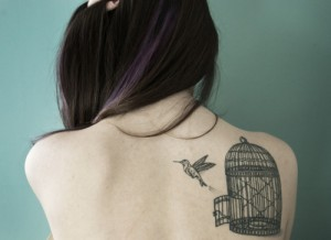 Bird Cages Tattoos