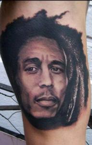 Bob Marley Tattoos