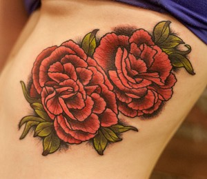 Carnation Tattoo Designs