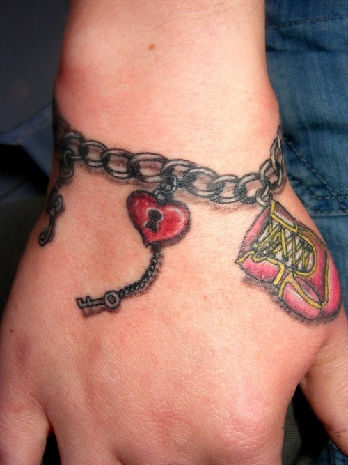 bracelet tattoos designs ideas and meaning tattoos for you