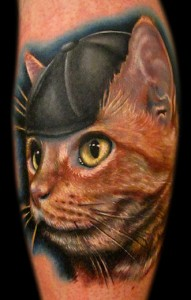 Color Realism Tattoos