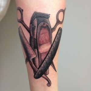 Cosmetology Tattoos Images