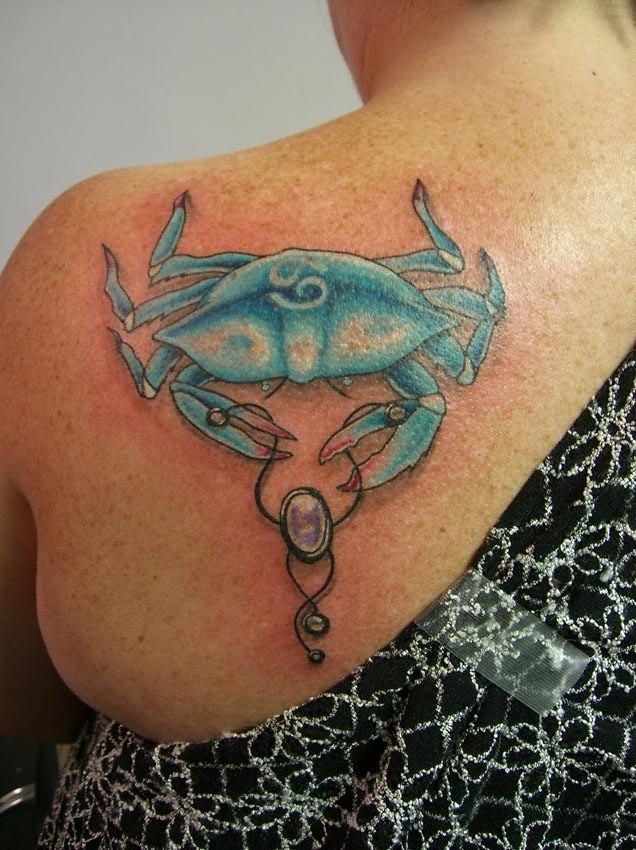 Crab Tattoos Designs Ideas And Meaning Tattoos For You
