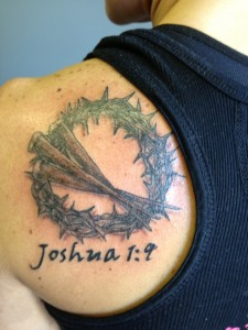 Crown of Thorns Tattoo Images