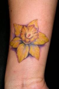 Daffodil Tattoos