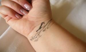 Dainty Tattoos for Wrist