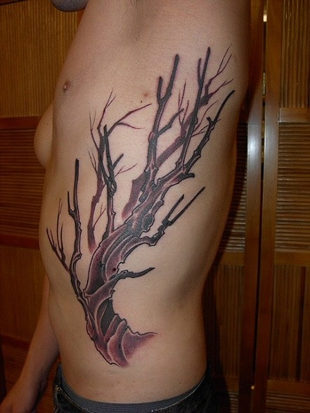Dead Tree Tattoos Designs, Ideas and Meaning | Tattoos For You