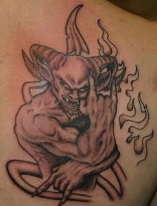 Devil Tattoos for Men