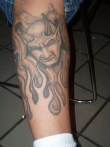 Devils Tattoo