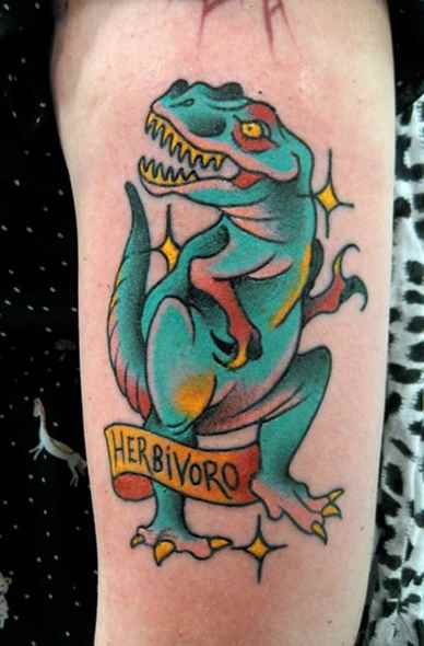 Dinosaur Tattoos Designs, Ideas and Meaning | Tattoos For You