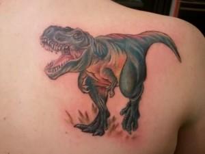 Dinosaur Tattoo Images