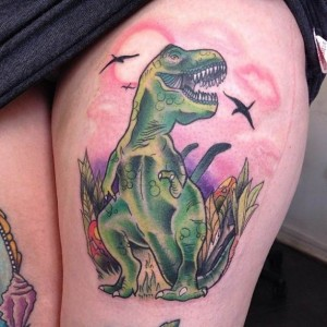 Dinosaur Tattoo Pictures