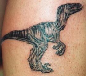 Dinosaur Tattoos