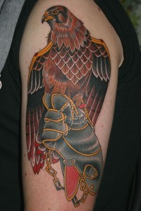 Falcon Tattoos