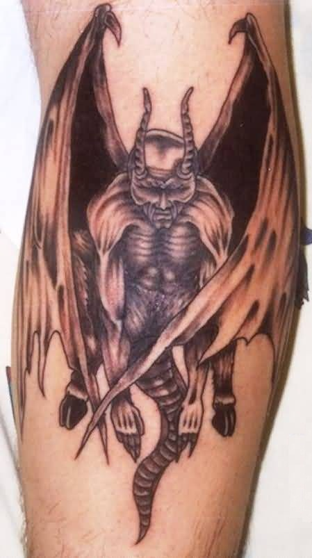 gargoyle tattoos designs ideas and meaning tattoos for you